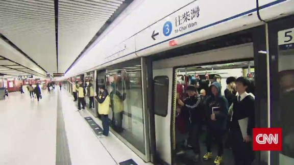 How Hong Kong's subway turns a $2 billion annual profit