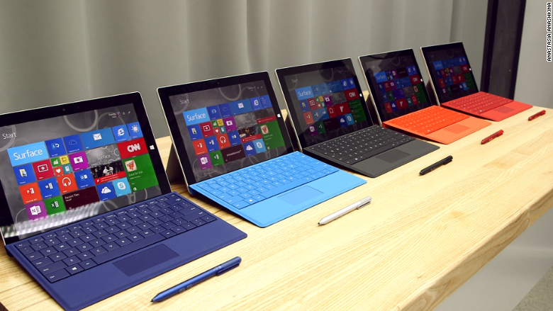 surface 3 keyboards