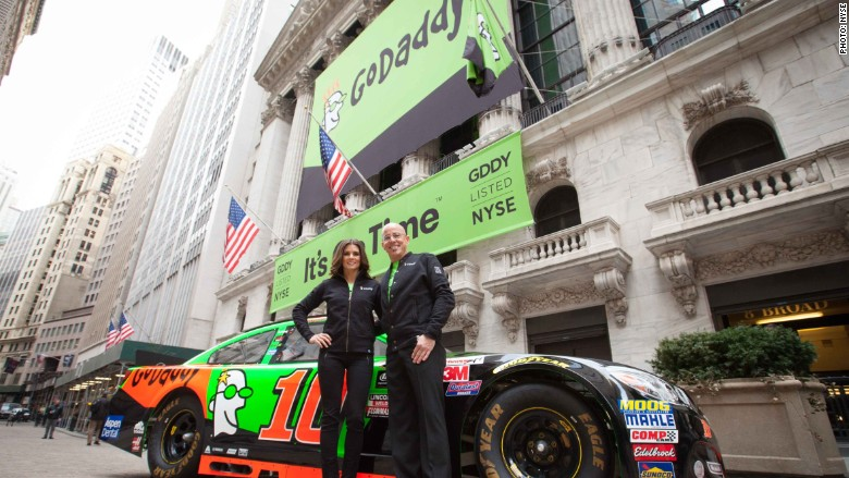 GoDaddy IPO April 1