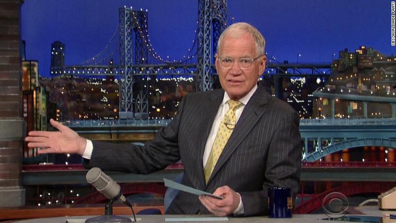 Here Is David Letterman S Last Top Ten List