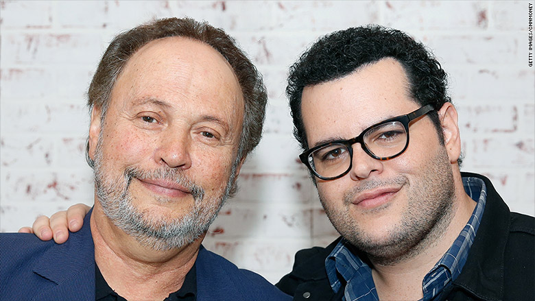 josh gad billy crystal