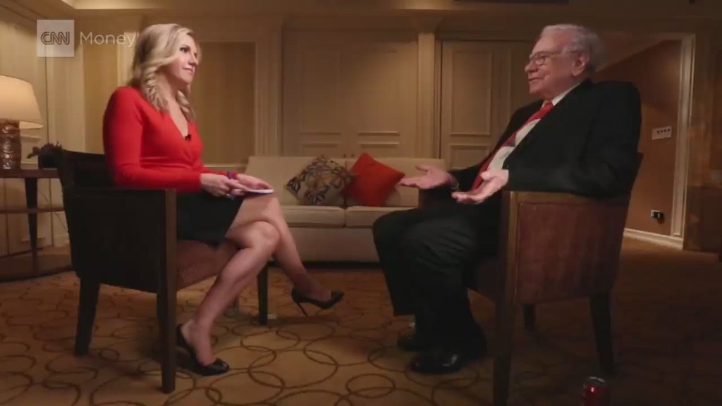 One-on-One with Warren Buffett