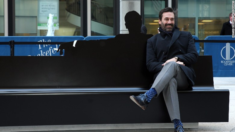 jon hamm bench