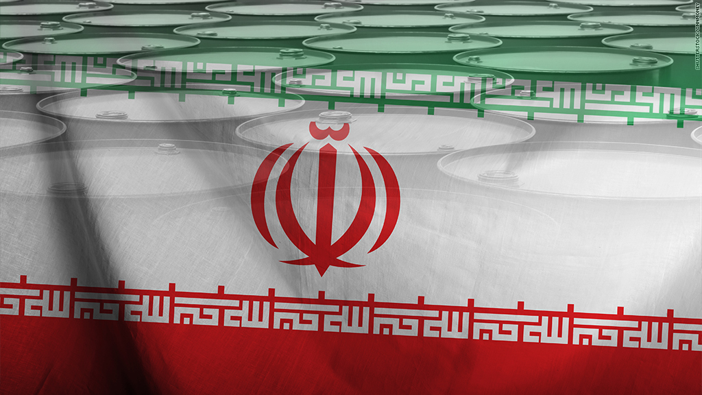 Oil companies show renewed interest in Iran