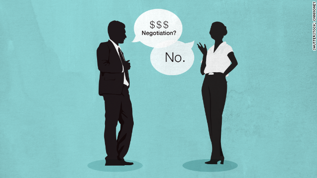 Reddit: You can't negotiate your salary