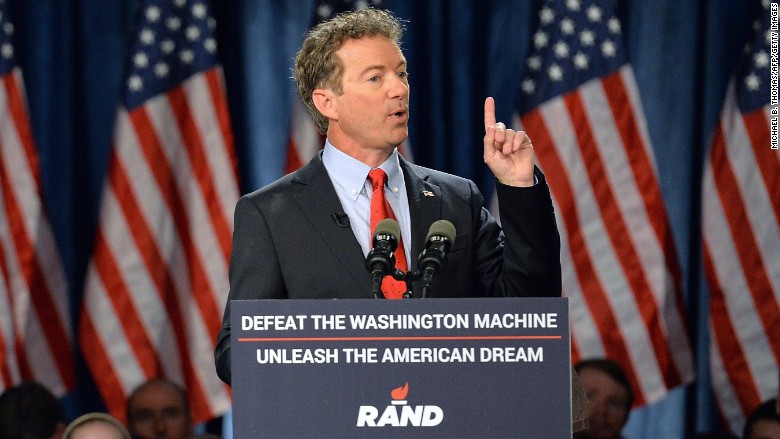 rand paul tax proposal