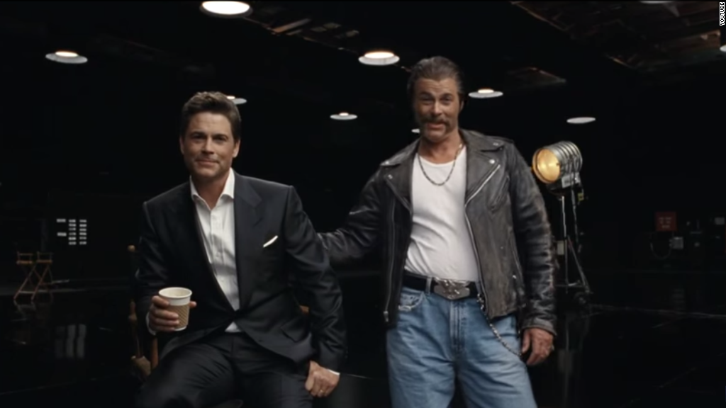 Rob Lowe: DirecTV ads are 'original' and 'subversive'