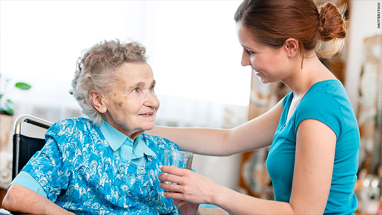 homecare worker