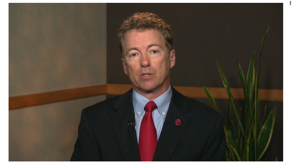 Rand Paul: 'Equal opportunity' when clashing with reporters