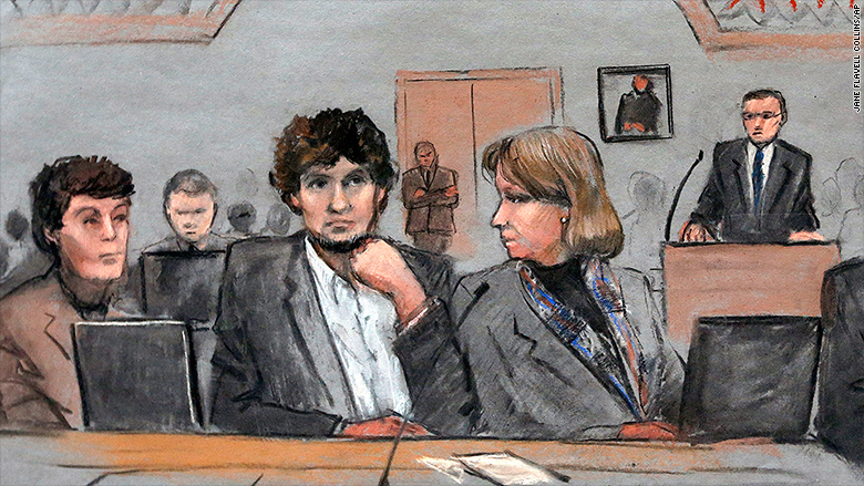 tsarnaev death penalty