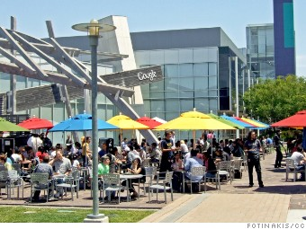 Google took away this perk  Employees freaked out