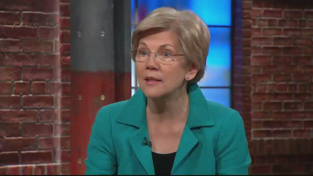Elizabeth Warren on 2016: Focus on families