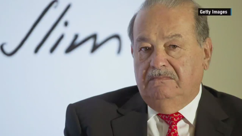 Carlos Slim in 82 Seconds
