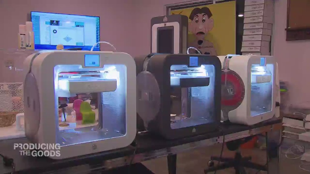3D printing 'will bring mass customization'