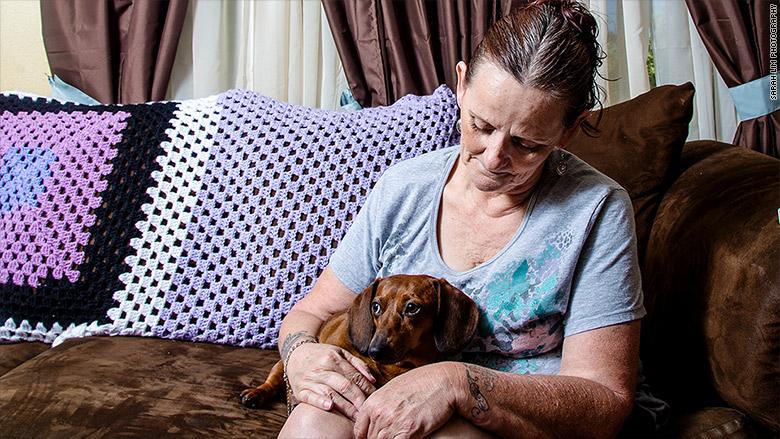 karen augustine euthanized