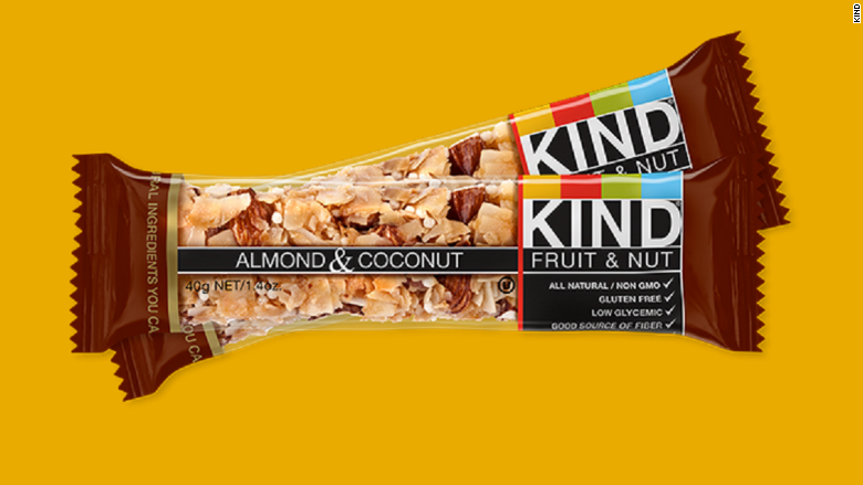 This is nutty: Kind Bars are full of fat but healthy?