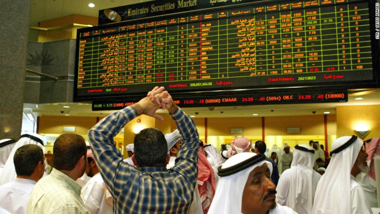 Saudi Arabia stock market tadawul