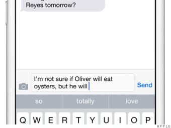 A better way to type on your smartphone
