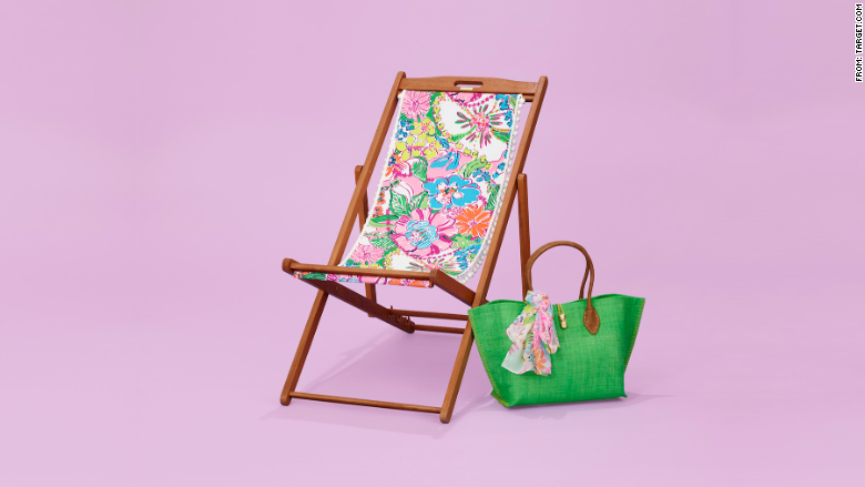 lily pulitzer chair instory
