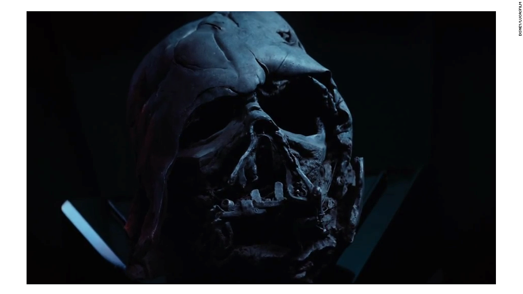The new 'Star Wars' teaser is here