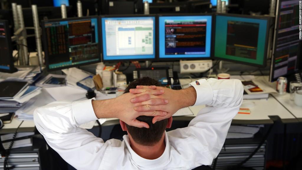 Bloomberg terminals crash