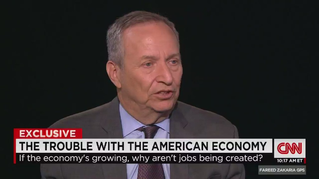 Larry Summers: Raise the minimum wage