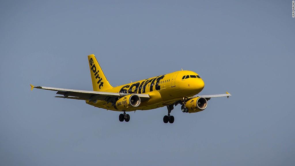 Spirit Airlines CEO: Unbundle airline fees