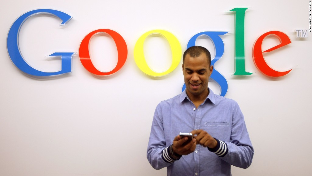 Google search now favors mobile-friendly sites