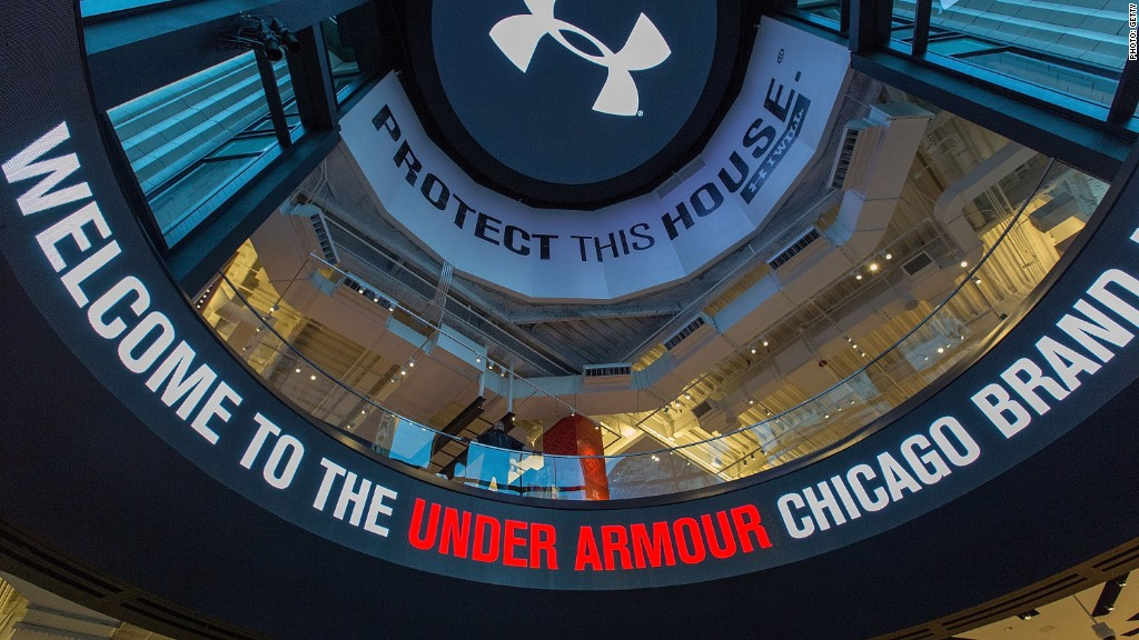 Under Armour CEO: We're 'in the fight' with Nike