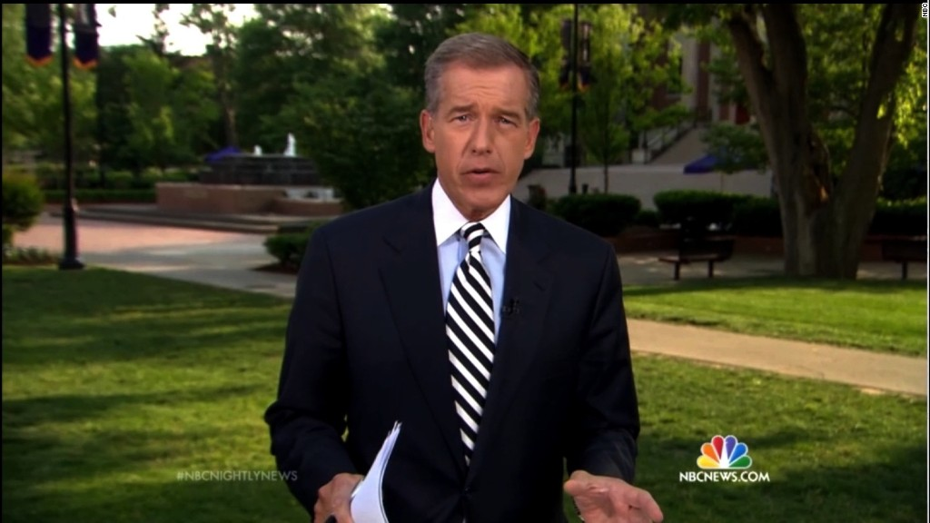 Fans campaign to 'Bring Back Brian Williams'