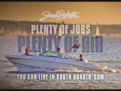 south dakota ad