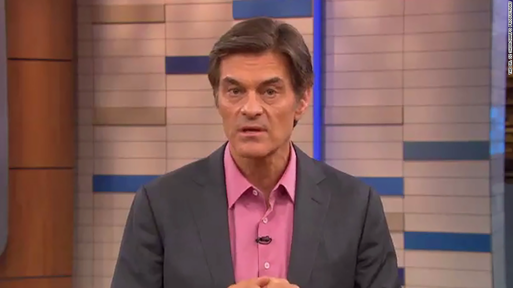Dr. Oz: 'We will not be silenced'