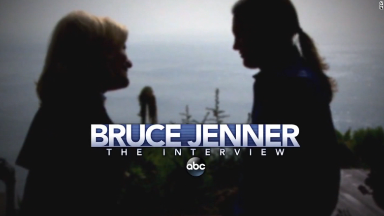 Bruce Jenner Diane Sawyer The Interview