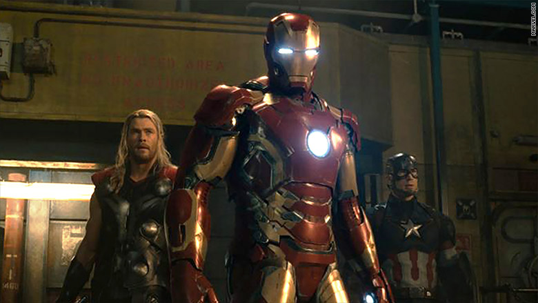 Avengers-Iron Man