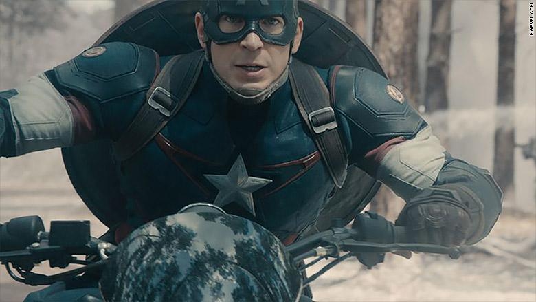 Avengers - Capt. America