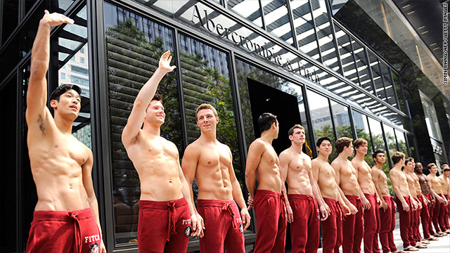 6fdedc2bfba Abercrombie makeover  No more shirtless models