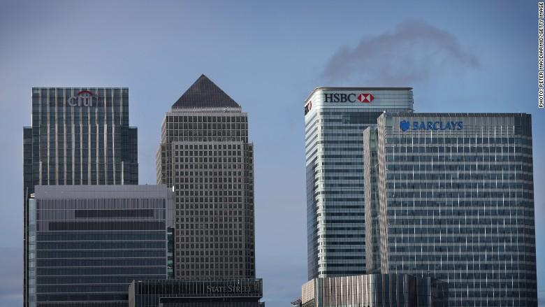 HSBC tower London