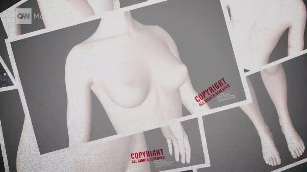 To fight revenge porn, I had to copyright my breasts