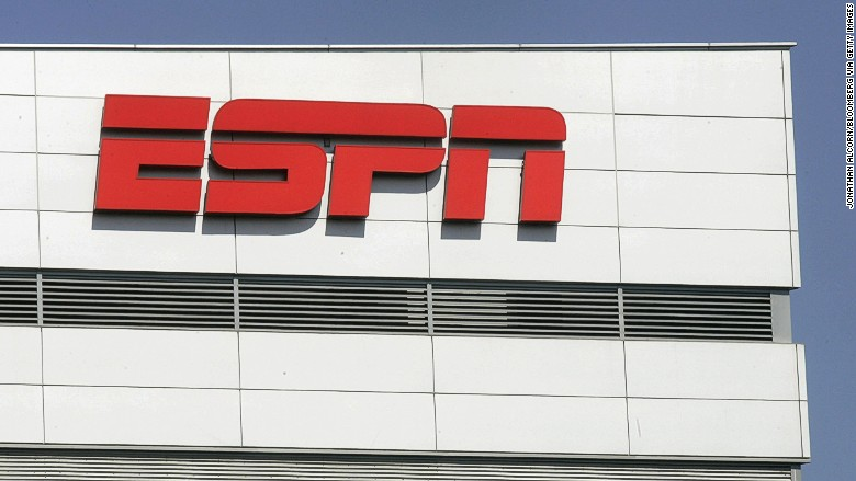 Disney Stock Slips Despite Record Quarter Uptick In Espn
