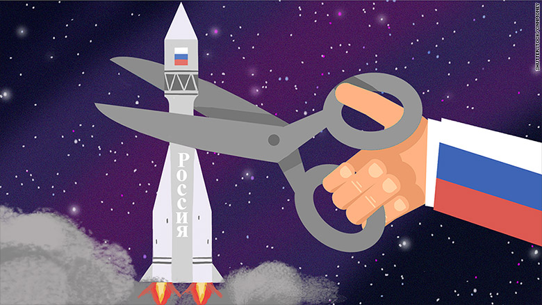 russian space cuts