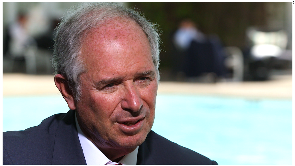 Blackstone CEO: I'd support several GOP candidates