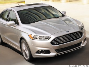 2014 Ford Fusion recalled two times in a week