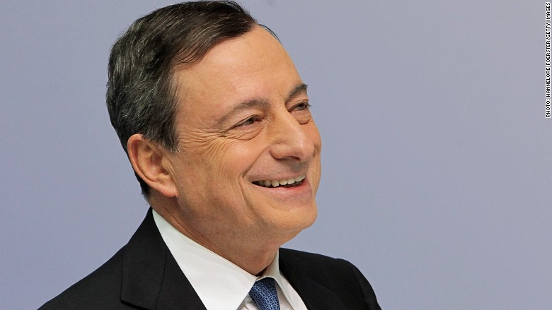 draghi deflation