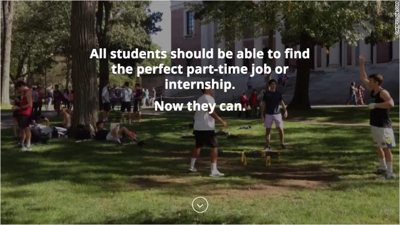 campus job