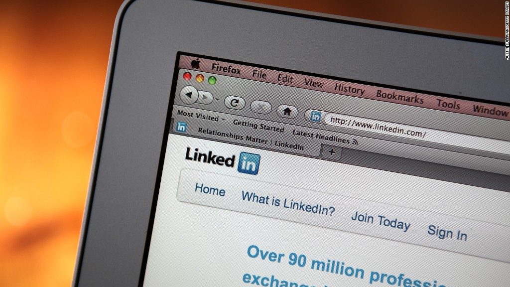 LinkedIn offers open-ended vacation policy
