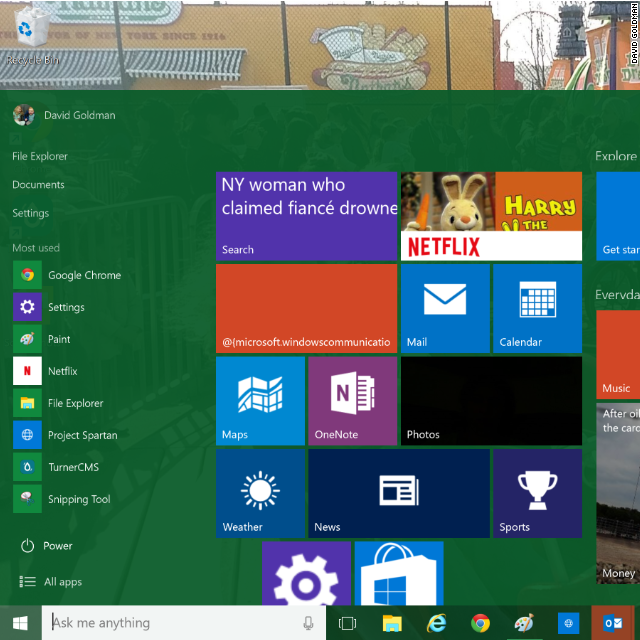 10 things you'll love about Windows 10