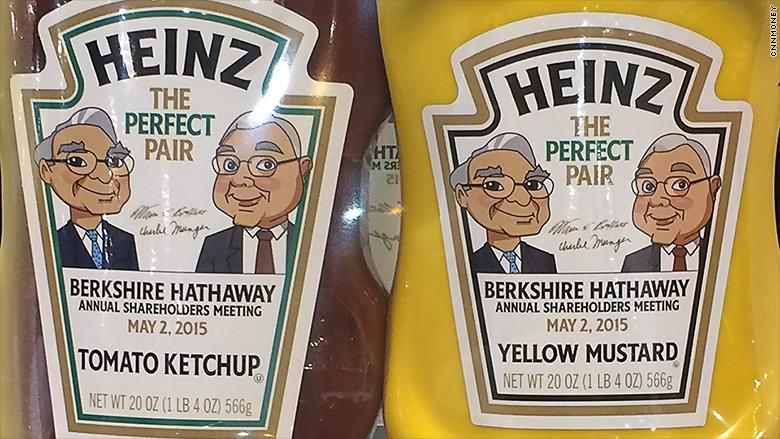 berkshire ketchup mustard
