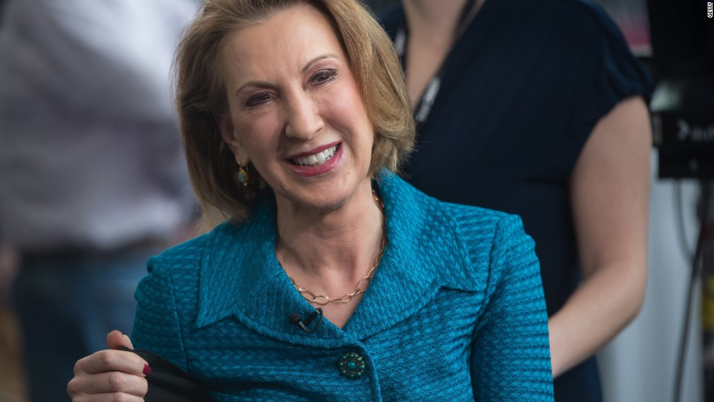 Trump denies he was talking about Fiorina's looks