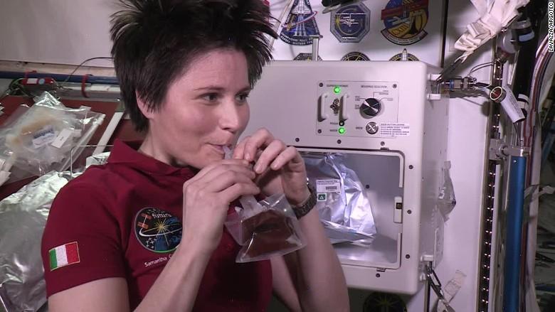lavazza ISS