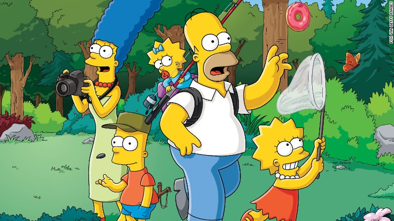 the simpsons 050415